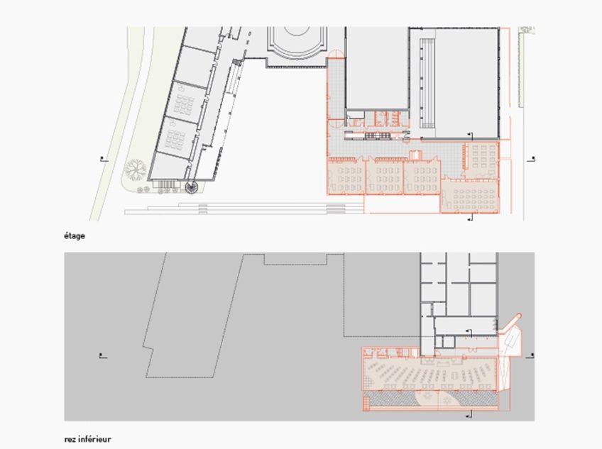 Asijm  4 Plans Etage Et Rez Inf